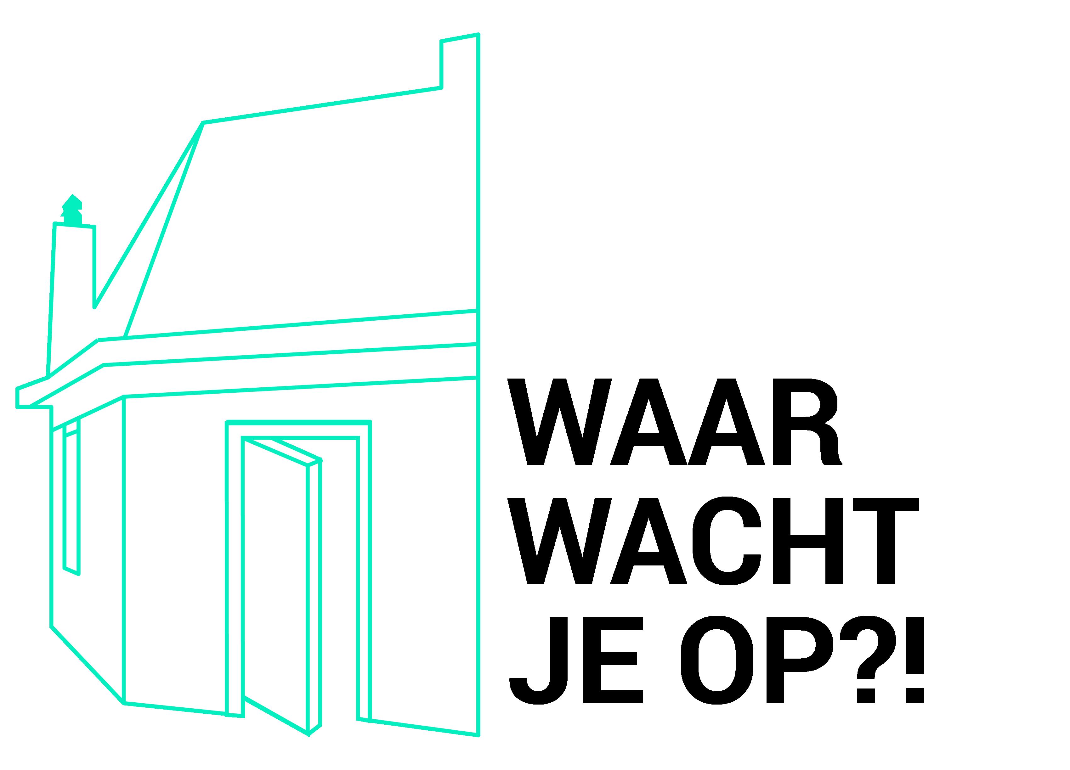 logo brugwachter door willemieke van den brink