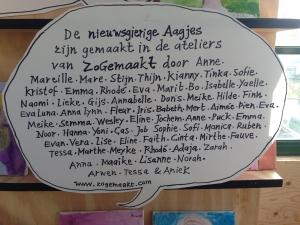makers Nieuwsgierige Aagjes
